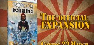Tropico 4: Modern Times. Видео #2