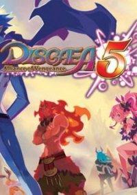 Обложка Disgaea 5: Alliance of Vengeance