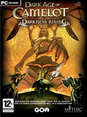 Обложка Dark Age of Camelot: Darkness Rising