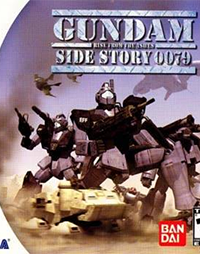 Обложка Gundam Side Story 0079: Rise From the Ashes