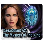Обложка Department 42: The Mystery of the Nine