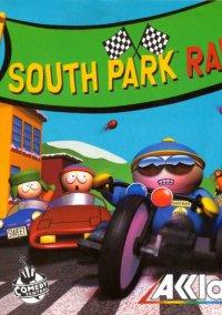 Обложка South Park Rally