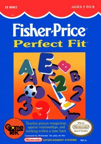 Обложка Fisher-Price: Perfect Fit