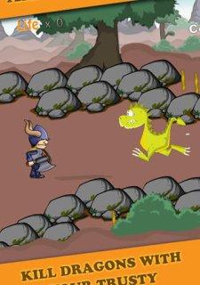 Axe the Brave - Dragon Slayer
