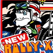 Обложка NEW RALLY-X