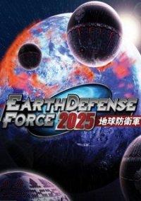 Обложка Earth Defense Force 2025