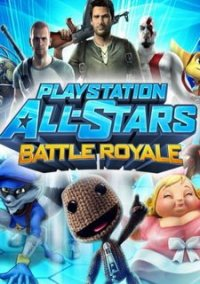 Обложка PlayStation All-Stars Battle Royale