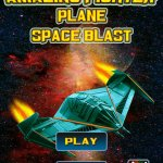 Скриншот Amazing Fighter Plane Space Blast – Изображение 1