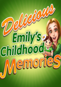 Обложка Delicious: Emily's Childhood Memories