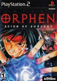 Обложка Orphen: Scion of Sorcery