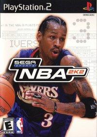 Обложка NBA 2K2