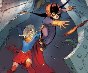 Бэтгерл и Супергерл вломились в лабораторию Лекса Лютора