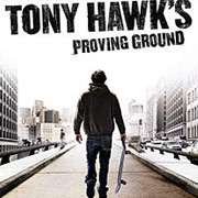 Обложка Tony Hawk's Proving Ground