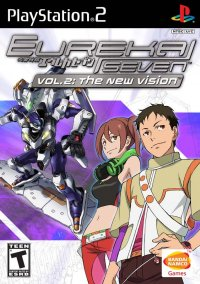 Обложка Eureka Seven: Vol. 2 - The New Vision