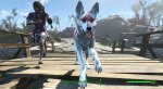 Мод к Fallout 4 делает из Псины японскую богиню солнца - Изображение 3