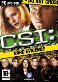 Обложка CSI: 4 Hard Evidence