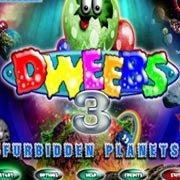 Обложка Dweebs 3: Furbidden Planets