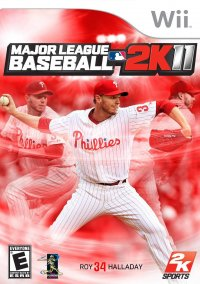 Обложка Major League Baseball 2K11