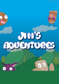 Обложка Jim'S Adventures