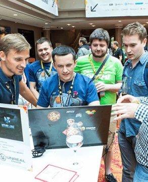 Начинается DevGAMM Moscow 2016