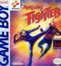Обложка Raging Fighter