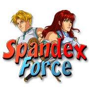 Обложка Spandex Force