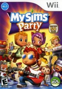 Обложка MySims Party