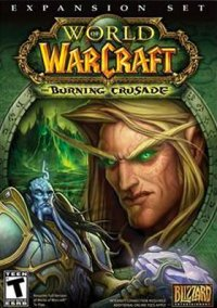 Обложка World of Warcraft: The Burning Crusade