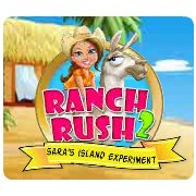 Обложка Ranch Rush 2 - Sara's Island Experiment