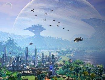 А ведь такой могла быть Mass Effect: Andromeda. Играем в Aven Colony