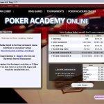 Скриншот Poker Academy: Texas Hold'em – Изображение 7