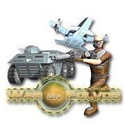 Обложка War on Folvos