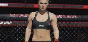 EA Sports UFC 2. Анонсирующий трейлер