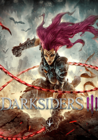 Обложка Darksiders III