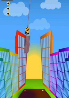 Super High Rise Building Tower Stacker Pro