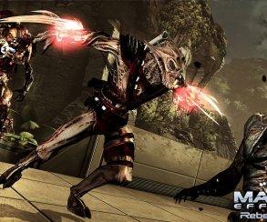 Mass Effect 3: Rebellion Pack добавит новых героев