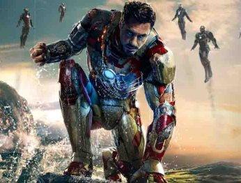 На Marvel подали в суд за воровство арта к «Железному человеку 3»