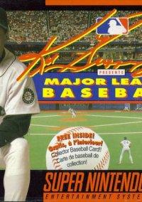 Обложка Ken Griffey Jr. Presents Major League Baseball