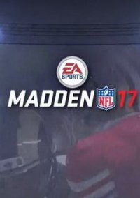 Madden NFL 17 – фото обложки игры
