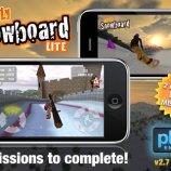Скриншот Crazy Snowboard