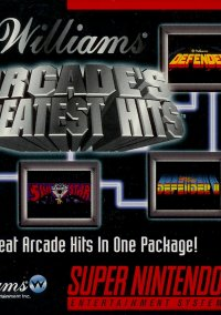 Обложка Williams Arcade's Greatest Hits