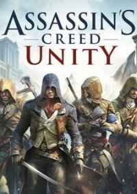 Обложка Assassin's Creed Unity
