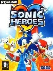 Обложка Sonic Heroes