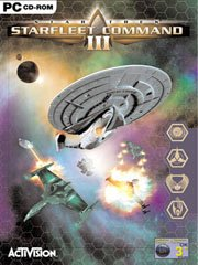Обложка Star Trek: Starfleet Command 3