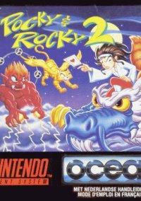 Обложка Pocky & Rocky 2