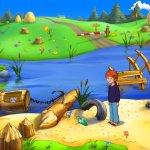 Скриншот Наводнение в Простоквашино: Развивающие логические игры – Изображение 6