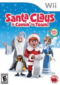 Santa Claus is Comin' to Town – фото обложки игры