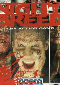 Nightbreed: The Action Game – фото обложки игры