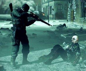 Sniper Elite: Nazi Zombie Army прицеливается к консолям