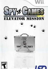 Обложка Spy Games: Elevator Mission
